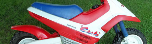 Honda EZ90 Cub - Featured