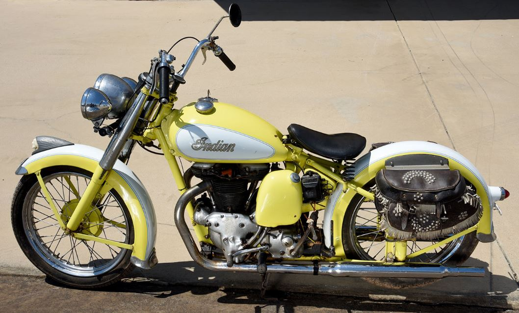 DOA - 1949 Indian Scout