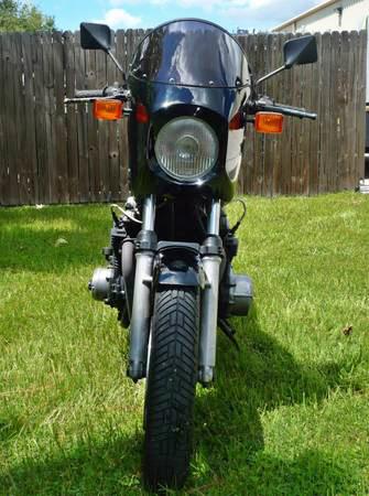 Kawasaki KZ1000 Z1R - Front