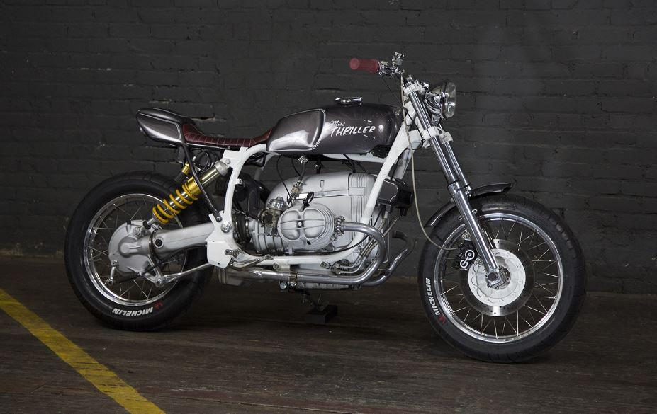 Miss Thriller - 1992 BMW R100R Custom