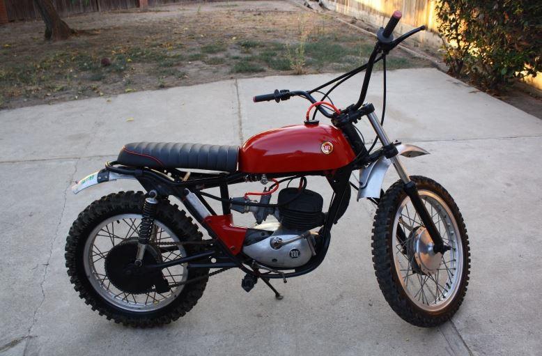 1968 Montesa Scorpion