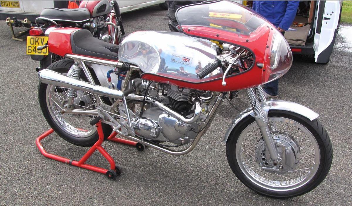 Random Bike Sightings at IoM Classic TT