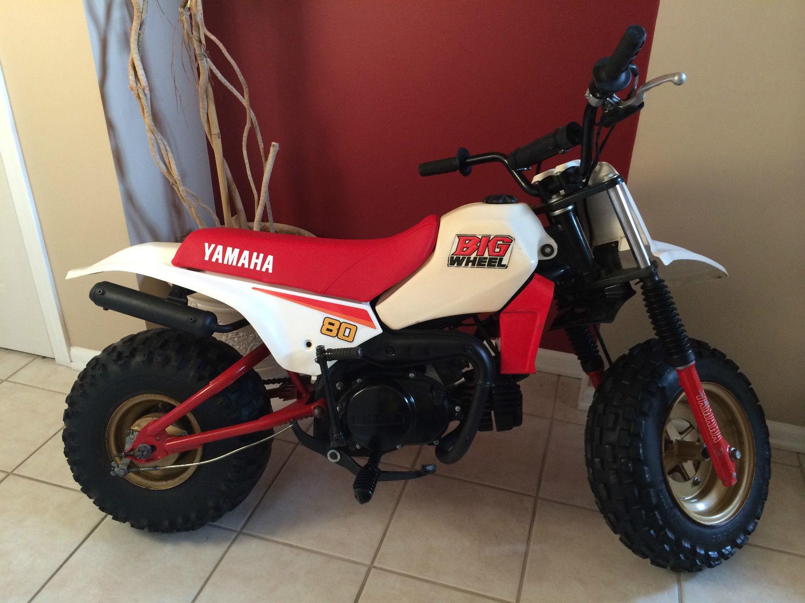 1986 yamaha bw80 for sale bike urious