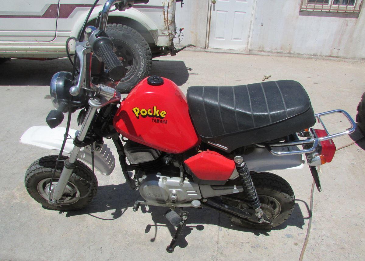 1980 Yamaha Pocke