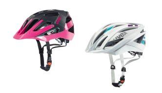 Dámské helmy na kolo Uvex