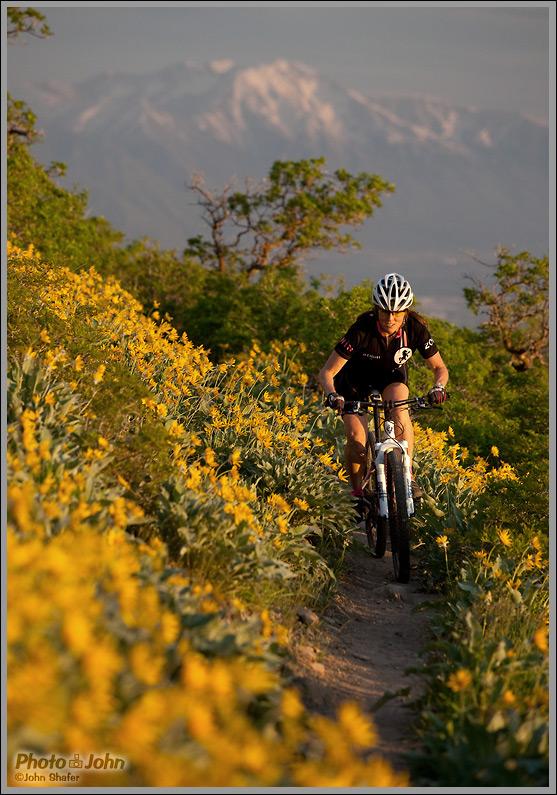 Utah Spring Mountain Biking by Photo-John via Flickr