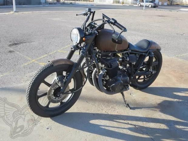 Honda CB750K Bobber