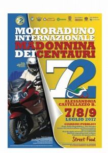 72° raduno Madonnina dei Centauri - Alessandria 9 luglio