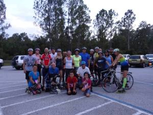 Full Moon Bike/Skate @ Flatwoods @ Flatwoods Park | Thonotosassa | Florida | United States