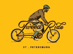 St. Pete Tweed Ride @ St. Pete Shuffleboard Club | Saint Petersburg | Florida | United States