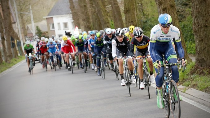 BELGIUM CYCLING DWARS DOOR VLAANDEREN 2014