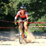 After multiple laps through Charm City's four sand pits, Jessica Cutler (Jamis-Bikesport) relied on ProGold products to make sure her Jamis was ready to race on Day 2.
