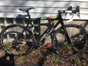 Raleigh cyclocross bike
