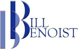Bill Benoist Logo no tagline