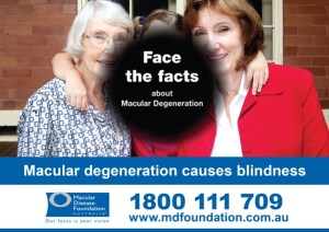 Macular Degeneration Awareness Week 2017