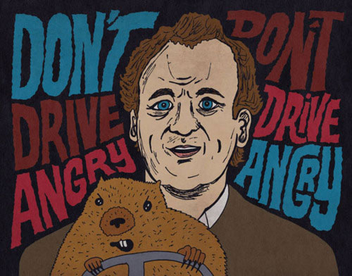 dont drive angry
