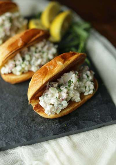 Lobster Roll Recipe Jacques Pepin | Lobster House