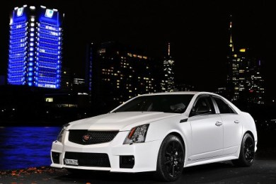 Opgraderet Cadillac CTS-V