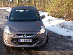 Vi har testet Hyundai ix20 som er søsterbil til Kia venga