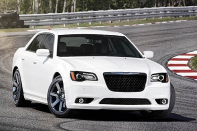 chrysler 300 srt8 2011 new york premiere