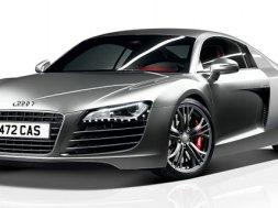 Audi R8 V8 Limited Edition England