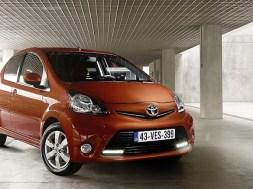 her kan du læse alt om den nye Toyota Aygo som kommer til Danmark til foråret 2012.