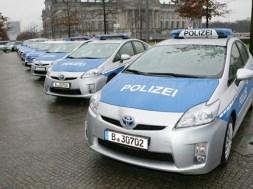 Berlins politi vil være mere grønne