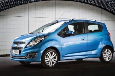 Chevrolet Spark til 60.000 kr