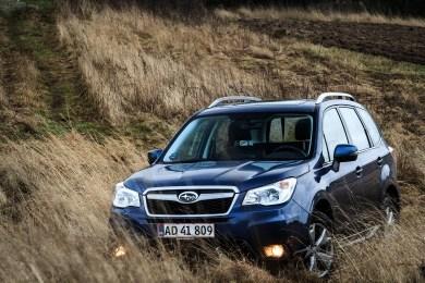 Subaru Forester 2.0D XE