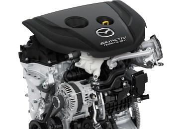 Ny Mazda SKYACTIV-D 1.5
