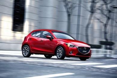 Den nye Mazda2