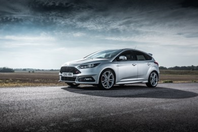 Ford Focus ST Mountune 3
