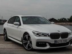 BMW 7-serie - BMW 730d