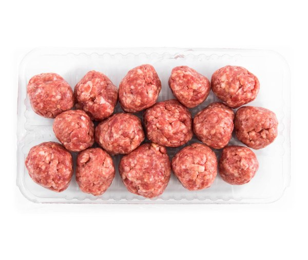 Cocktail Beef Meatballs