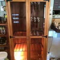 large biltong cabinet
