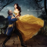 Penelope Cruz & Jeff Bridges now starring in Beauty and the Beast