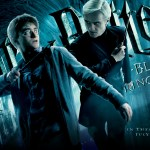Harry Potter and the Half Blood Prince. Harry and Malfoy