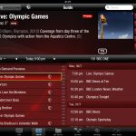 TV Guide on the iPad app.