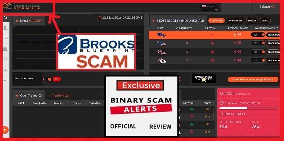 Brooks Blueprint Scam2