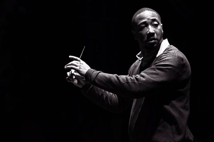 Damon Gupton, conductor