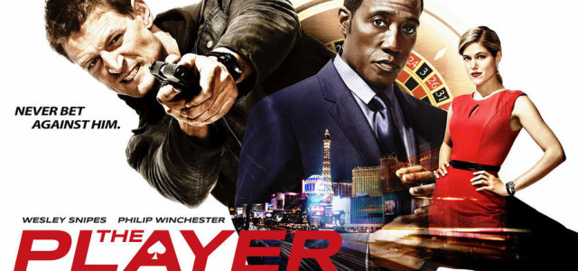 The Player starring Damon Gupton