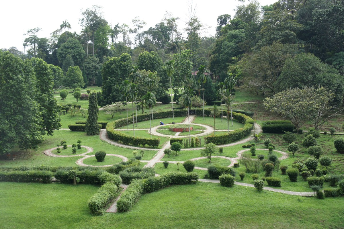 Shah Alam Botanical Garden