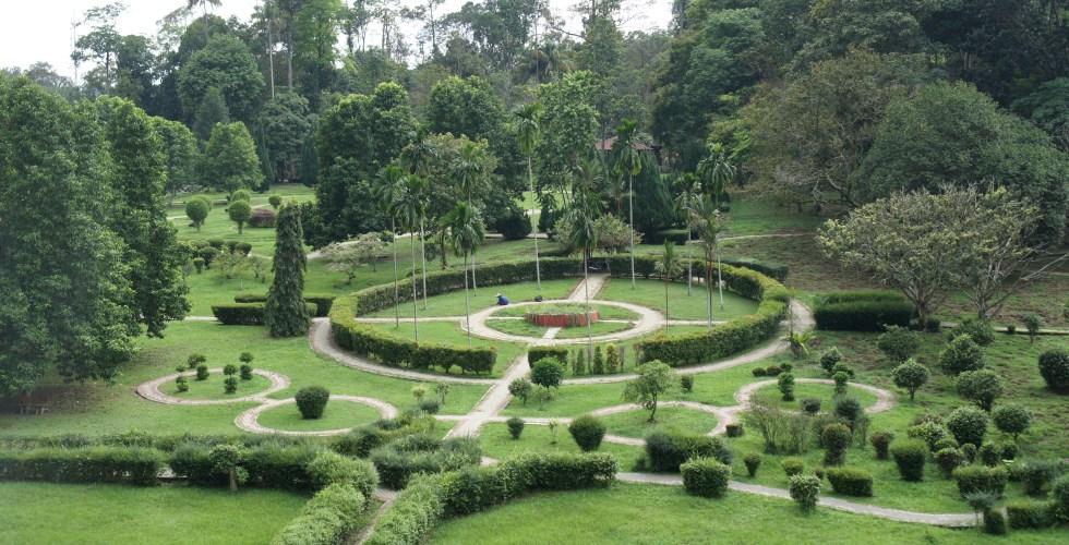 shah alam botanical garden bukit cerakah