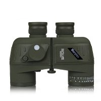 Merytes 10X50 396FT/1000YDS Sports Military Optics Binoculars Telescope Spotting Scope with Compass for Hunting Camping Hiking Traveling Concert Waterproof Shockproof