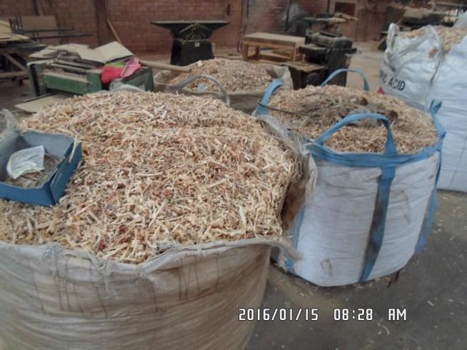 PT. BTS - Wooden Chips