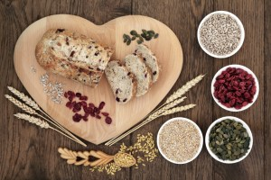 Cranberry Seed Bread