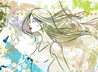 natural hormone illustration