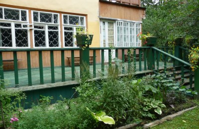 15.dacia Pasternak veranda