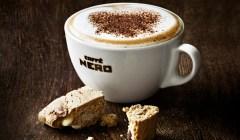 Caffè nero lancia i fondi di caffè che diventano pellet