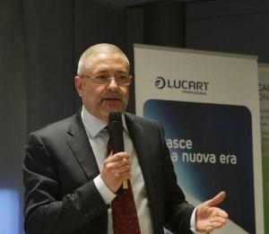 Massimo Pasquini, Amministratore Delegato di Lucart